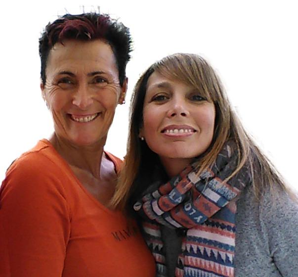 Carla y yo