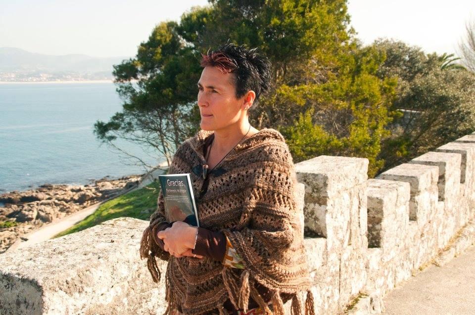 Reiki y el libro Gracias esclerosis Múltiple de la mano de la escritora Gloria Pérez