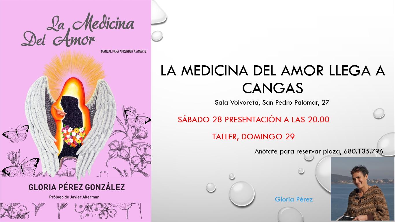 la medicina del amor llega a Cangas